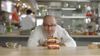 Arby's Reuben TV Spot, 'I Want to Show You Something' Featuring H. Jon Benjamin, Song by YOGI - Thumbnail 2