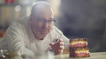 Arby's Reuben TV Spot, 'I Want to Show You Something' Featuring H. Jon Benjamin, Song by YOGI - Thumbnail 3