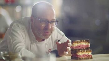Arby's Reuben TV Spot, 'I Want to Show You Something' Featuring H. Jon Benjamin, Song by YOGI - Thumbnail 4