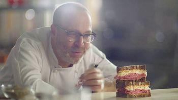 Arby's Reuben TV Spot, 'I Want to Show You Something' Featuring H. Jon Benjamin, Song by YOGI - Thumbnail 5