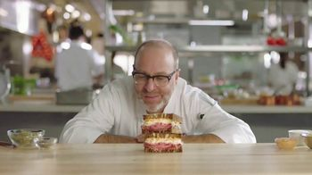Arby's Reuben TV Spot, 'I Want to Show You Something' Featuring H. Jon Benjamin, Song by YOGI - Thumbnail 6