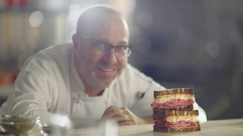 Arby's Reuben TV Spot, 'I Want to Show You Something' Featuring H. Jon Benjamin, Song by YOGI - Thumbnail 7