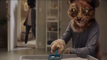 Arm & Hammer Pet Care Clump & Seal Cat Litter TV Spot, 'The Change Needed'