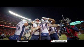 NFL Shop TV Spot, 'Super Bowl LIII Champs: Patriots' - Thumbnail 1