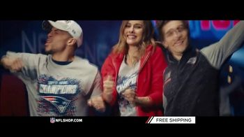 NFL Shop TV Spot, 'Super Bowl LIII Champs: Patriots' - Thumbnail 6