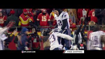 NFL Shop TV Spot, 'Super Bowl LIII Champs: Patriots' - Thumbnail 7