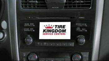 Tire Kingdom TV Spot, 'Buy Three, Get One Free' - Thumbnail 1