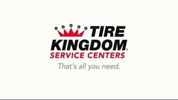 Tire Kingdom TV Spot, 'Buy Three, Get One Free' - Thumbnail 10