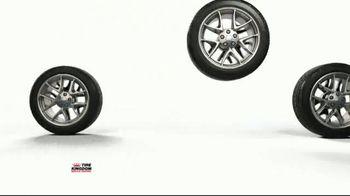 Tire Kingdom TV Spot, 'Buy Three, Get One Free' - Thumbnail 8