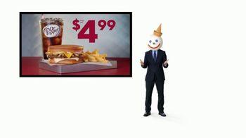 Jack in the Box Sourdough Patty Melt Combo TV Spot, 'Comfortable' - Thumbnail 9
