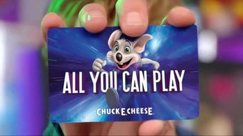Chuck E. Cheese's All You Can Play TV Spot, 'Tickets Grow on Trees' - Thumbnail 8