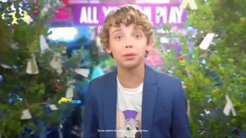 Chuck E. Cheese's All You Can Play TV Spot, 'Tickets Grow on Trees' - Thumbnail 4