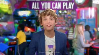Chuck E. Cheese's All You Can Play TV Spot, 'Tickets Grow on Trees' - Thumbnail 5