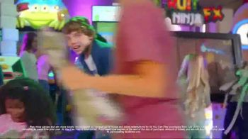 Chuck E. Cheese's All You Can Play TV Spot, 'Tickets Grow on Trees' - Thumbnail 6