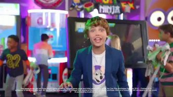 Chuck E. Cheese\'s All You Can Play TV Spot, \'Tickets Grow on Trees\'