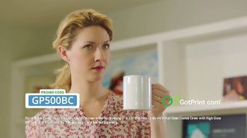 GotPrint.com TV Spot, 'Get Inspired: 500 Business Cards' - 1203 commercial airings