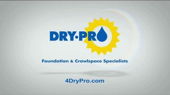 Dry Pro Foundation and Crawlspace Specialists TV Spot, 'Water Damage Inspection' - Thumbnail 6