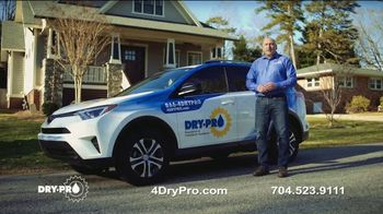 Dry Pro Foundation and Crawlspace Specialists TV Spot, 'Water Damage Inspection' - Thumbnail 1