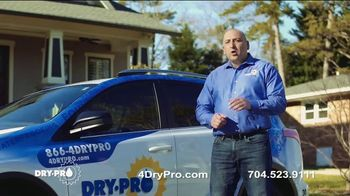 Dry Pro Foundation and Crawlspace Specialists TV Spot, 'Water Damage Inspection' - Thumbnail 2