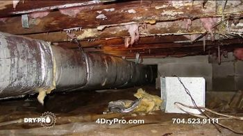 Dry Pro Foundation and Crawlspace Specialists TV Spot, 'Water Damage Inspection' - Thumbnail 4