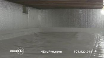 Dry Pro Foundation and Crawlspace Specialists TV Spot, 'Water Damage Inspection' - Thumbnail 5