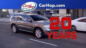 CarHop Auto Sales & Finance TV Spot, 'Even With Credit Problems'