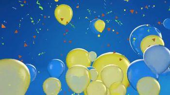 Aaron's Venta de Aniversario TV Spot, 'La celebración está en el aire' [Spanish] - Thumbnail 1