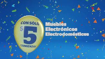Aaron's Venta de Aniversario TV Spot, 'La celebración está en el aire' [Spanish] - Thumbnail 7