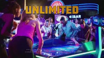 Dave and Buster's TV Spot, 'Big Game: Unlimited Wings & Games'