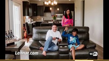 Lennar TV Spot, 'Wi-Fi Certified Homes' - Thumbnail 7