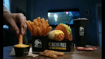 Taco Bell $5 Nacho Fries Box TV Spot, 'Retrieval: You Can Bring Them Home' Featuring James Marsden - Thumbnail 10