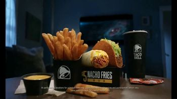 Taco Bell $5 Nacho Fries Box TV Spot, 'Retrieval: You Can Bring Them Home' Featuring James Marsden - Thumbnail 9