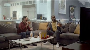 McDonald's Big Mac with Bacon TV Spot, 'Classics vs. Bacon' Featuring Ken Jeong, J.B. Smoove - Thumbnail 1