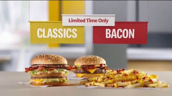 McDonald's Big Mac with Bacon TV Spot, 'Classics vs. Bacon' Featuring Ken Jeong, J.B. Smoove - Thumbnail 9