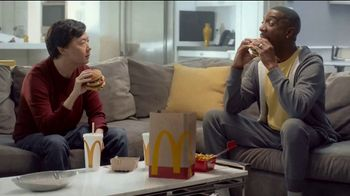 McDonald's Big Mac with Bacon TV Spot, 'Classics vs. Bacon' Featuring Ken Jeong, J.B. Smoove - 609 commercial airings