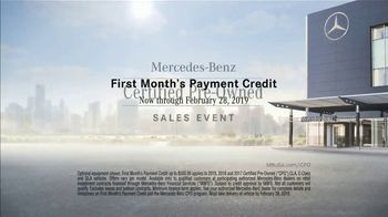 Mercedes-Benz Certified Pre-Owned Sales Event TV Spot, 'Or It Isn't' [T2] - Thumbnail 10