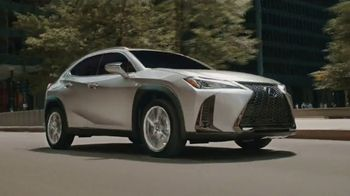 Lexus UX TV Spot, 'A Different Frontier' Song by KRANE, Jupe [T1] - 2536 commercial airings