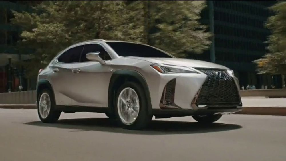 Lexus Rx F Sport >> Lexus UX TV Commercial, 'A Different Frontier' Song by ...