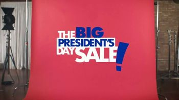 Big Lots Big President's Day Sale TV Spot, 'Serta Mattress Sets' - Thumbnail 3