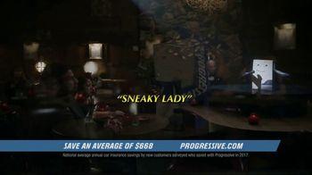 Progressive Auto Insurance TV Spot, 'Lounge Act' - Thumbnail 4