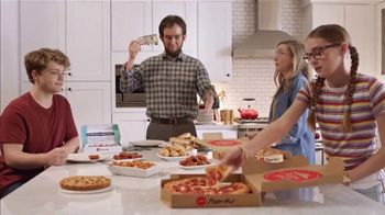 Pizza Hut $5 Lineup TV Spot, '$5 Lineup Has You Covered, Honest.' Song by Sean