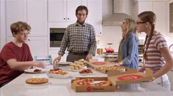 Pizza Hut $5 Lineup TV Spot, \'$5 Lineup Has You Covered, Honest.\' Song by Sean \