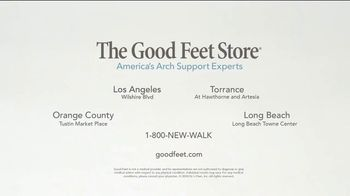 The Good Feet Store TV Spot, 'Happy Trails: Terry' - Thumbnail 10