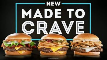 Wendy's TV Made to Crave Menu TV Spot, 'A Whole New World' - Thumbnail 9