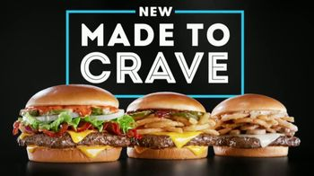 Wendy\'s TV Made to Crave Menu TV Spot, \'A Whole New World\'