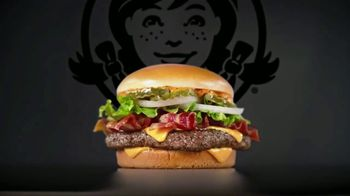 Wendy's TV Made to Crave Menu TV Spot, 'A Whole New World' - Thumbnail 6