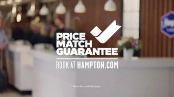 Hampton Inn & Suites TV Spot, 'Kids Pick a Vacation at Medieval Faire' - Thumbnail 10