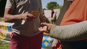Hampton Inn & Suites TV Spot, 'Kids Pick a Vacation at Medieval Faire' - Thumbnail 7