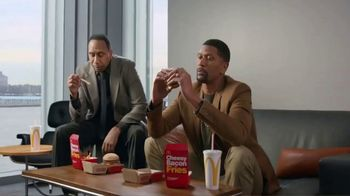 McDonald's Classics With Bacon TV Spot, 'Pinnacle' Feat. Stephen A. Smith, Jalen Rose - 18 commercial airings