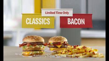 McDonald's Classics With Bacon TV Spot, 'Pinnacle' Feat. Stephen A. Smith, Jalen Rose - Thumbnail 10